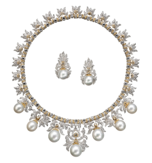 NOUVELLES COLLECTIONS BUCCELLATI